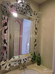 Bathroom wall mirrors Rustic Mr 201119 Glass Venetian Bathroom Wall Mirror Large Framed Mirror Large Framed Mirrors From Rachel5818 9498 Dhgatecom Dhgate Mr 201119 Glass Venetian Bathroom Wall Mirror Large Framed Mirror