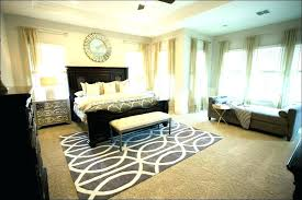 area rug placement rug placement under bed placing area rugs in living room full size of