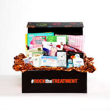 women s um box thoughtful gifts for cancer patients rock the treatment