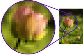 Растровая и векторная графика Гипермаркет знаний Вы уже знаете что в растровой графике размеры изображения и глубина его цвета зависит от объема файла То есть чем больше объем тем лучше изображение