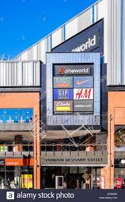 Designer Outlet In London London Designer Outlet Shopping Centre Wembley Park London