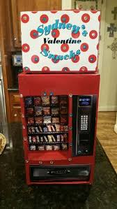 Vending Machine Valentine Box