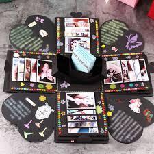 ซ อท ไหน diy surprise love explosion box gift explosion for anniversary sbook valentine s day innovative photo al birthday gift ในประเทศไทย