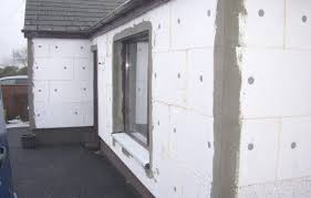 insulating your house walls