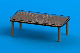 water coffee table galvanised water tank coffee table