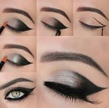black smoky eye makeup for green eyes no need to get help from an expert makeup artist when you can do smoky eye makeup easily at home by following