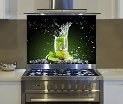 Kitchen Splashbacks Lime Green Glass Splashbacks For Kitchens And Bathrooms