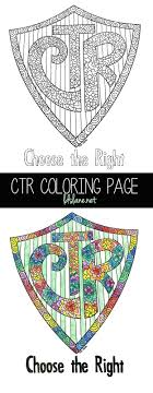 Small Picture CTR Coloring Page