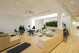 inspiring office design. Mood-boosting Design In New York Inspiring Office C