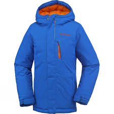 boys columbia alpine free fall jackets super blue columbia sportswear columbia rain jacket uk