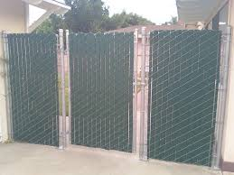chain link fence slats brown. Plain Fence Chain Link Wire Colors Beige Redwood Black White Galvanized Forest  Green Gray And Dark Brown To Fence Slats A