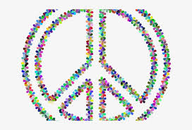 Peace Sign Clipart Peace Emoji Love Soccer Coloring Pages Free