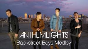 Anthem Lights 2008 Backstreet Boys Medley Anthem Lights Mashup