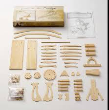 leonardo davinci ornithopter wood kit leonardo davinci ornithopter wood kit