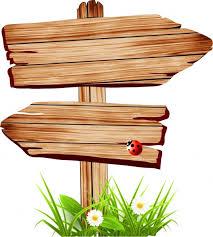 Signboard Template Signboard Template Retro Wooden Design Free Vector In Adobe