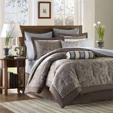 aqua and brown bedding sets n6opqzte
