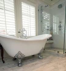 Clawfoot Tub Bathroom Ideas Unique Bathroom Design With Clawfoot Tub Modern Home Interior Ideas