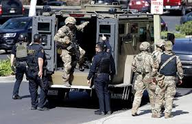 office youtube. Armed Law Enforcement Personnel Exit An Armored Vehicle Outside YouTube Headquarters, Tuesday, April 3, 2018, In San Bruno, Calif. Office Youtube