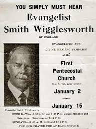 Smith Wigglesworth Quotes Gorgeous Faith And Love Wigglesworth HopeFaithPrayer