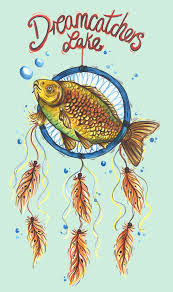 Dream Catcher Fishing Custom Dream Catchers Lake