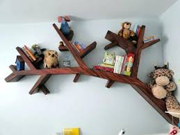 tree shaped bookshelf book shelf bookshelves that creatively display collections in style branch