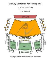 Ordway St Paul Seating Chart Ordway Center For Performing Arts Tickets In Saint Paul