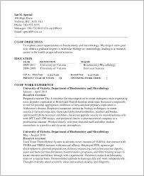 Sample Resume For Microbiologist Best of Microbiologist R Unique Microbiology Resume Samples Free Career