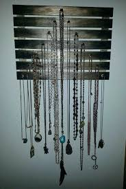 necklace wall hangers wood mountain necklace wall hanger rustic necklace organizer jewelry hanger modern necklace wall