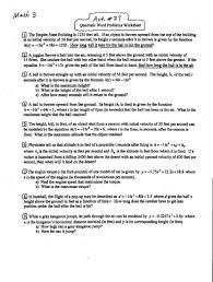 quadratic word problems worksheet answers refrence word problems for quadratic equations worksheet best quadratic word