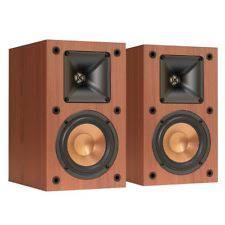 klipsch speakers. klipsch r-14m reference monitor speakers - pair
