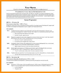 Pharmaceutical Sales Rep Resume Examples. Charming Decoration Sales ...