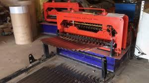 corrugated wainscoting