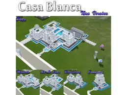 Casa Blanca - The Sims 3 Download - SimsDomination
