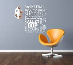 sports wall decals uk