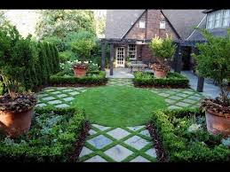 backyard garden design ideas