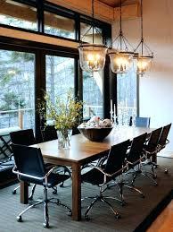 Unique Dining Room Lighting Unique Canopy Pendant Lamp For Rustic
