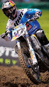 Motocross Mud Wallpaper For Iphone X 8 7 6 Free