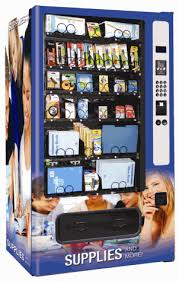 Vending Machines That Sell School Supplies Classy Supply Vendor