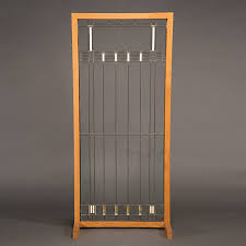 frank lloyd wright leaded glass panel for at the arts and crafts auction on october