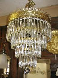 antique brass chandeliers for furniture and crystal chandelier made in spain vintage