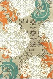 area rugs with orange accents turquoise and g gs teal blue small size of brown rug area rugs with orange