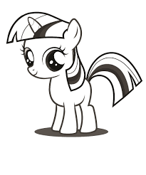 Innovation My Little Pony Coloring Pages Free Baby Best Printable