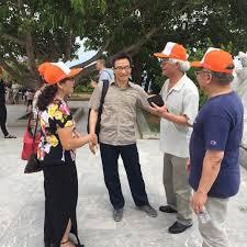 Kết quả hình ảnh cho Phó thủ tướng Vũ Đức Đam thị sát Sơn Trà