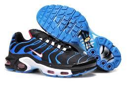 nike shoes air max white. mens nike shoes - air max tn black blue white
