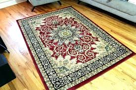 area rugs 5x7 black and white rug red fl canada