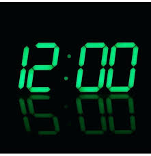 large digital wall clock with day and date uk battery operated super clocks led alarm countdown