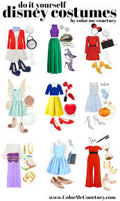 diy disney easy costumes costumes
