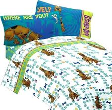 scooby doo bed bed set twin bed sheet set smiling bedding bed sheets full size scooby