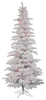 20 Foot Flocked Giant Commercial Artificial Christmas Tree With Slim Flocked Christmas Trees Artificial