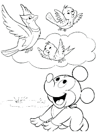 Baby Ariel Coloring Pages Baby Coloring Pages Baby Coloring Pages
